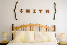 bedroom decor / by Molly Whitehead