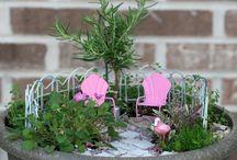 Mini Garden Ideas/Terrariums / by Donna Lehl