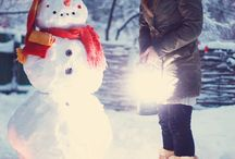 Snowman / by Cathy Ellebrecht