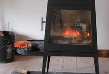 Fireplaces / by Pam Sevilla