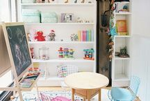 Kids Room / by Lesley Hathaway
