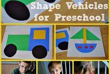PreK Transportation/ CommunityHelpers / by Sheryl Cooper