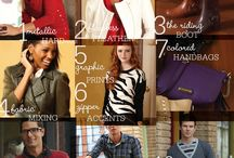 2013 Destination Fall/Fall Trend Guide / by the Exchange - You save, we give back.