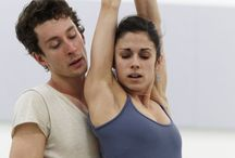 Northern Ballet Rehearsals  / A glimpse into rehearsals with the dancers / by Northern Ballet