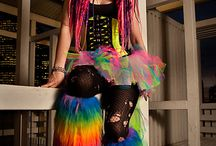 Rave clothes/Kandi :] / by Judith