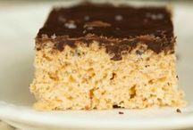 I Heart Rice Krispie Treats. / by Teresa Bjork