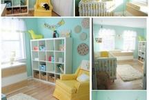 new baby nursery / by Abby
