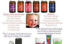 Essential Oils / by Kelli Fritts