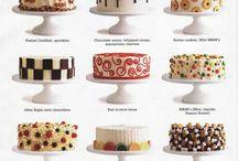 Cake, Desert recipes  / by Afra Matar