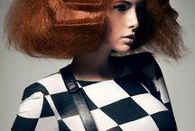 artistic hair ave / by chan ave sanjaya tio sanjaya