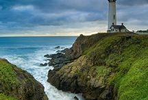FAROS / LIGHTHOUSE / by Jose Ramon Cruz Reyes