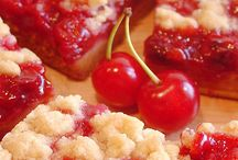Cherry Recipies / Delicious recipes using the best of Summer's crop of cherries!  / by Heidi Kennedy