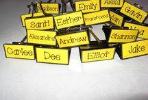 Teaching: Organization / by Jennifer Heinschel