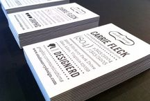 Brilliant Business Cards / by Sara Harte