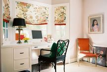 Window Treatments / by Leila @ In the Tweeds