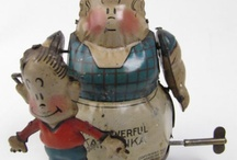 Antique & Vtg Toys / by Candy Powers