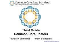 Third Grade Common Core / Third Grade Standards, 3rd Grade Standards, Third Grade Common Core, Third Grade Common Core Standards, Third Grade State Standards, 3rd Grade Common Core / by Common Core Standards