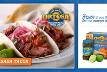 Ortega Mexican Meals Made Easy / by Michele Silvia-Vickery