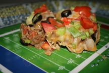 Superbowl food / by Amy Dufresne Valenti