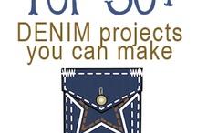 Denim Projects / by Rachel Loera