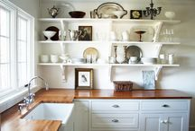 kitchens / by Bron