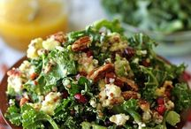 Salads Galore / by Rochelle Stowell