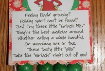 Christmas ideas / by Ronald Hutchinson