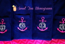 Monograms / by K Tataris