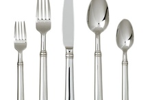 Flatware / by Megan Lofgran