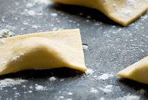 Pâtes comfort food... / by Claudia Lise