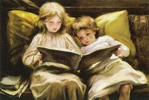 Children Who Read / by Krissa Maano
