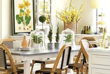 For the Home - Dining / by Karen Ness