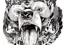 Nice Ilustraciones / by Ali Bolaño