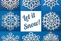Snowflakes / by Mary Maierhofer