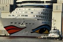 AIDAmar / Nuova ammiraglia della compagnia tedesca AIDA Cruises. Maggiori info: http://www.passionecrociere.com/2012/05/aida-cruises-da-il-benvenuto-alla.html  / by Passione Crociere