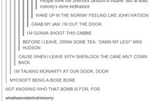 Sherlock!! / by Savannah Deichmann