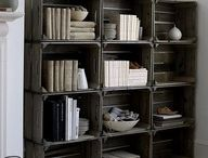 Bookcases / by Willie Slepecki