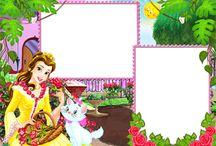 Fotomontajes Disney / Foto montajes Disney, marcos Princesas Disney, invitaciones y tarjetas del mundo Mágico Disney. / by Fotoefectos Efectos para Fotos