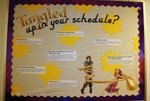 Bulletin Board Ideas / by SJU ResLife
