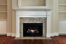 Fireplace / by Carrie Vasconcellos Sheehan