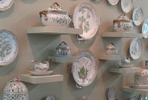 Stunning China, Crystal and Silver / by Laura Frye
