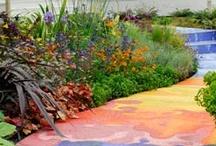 Garden inspiration / by Chris Cantrelle