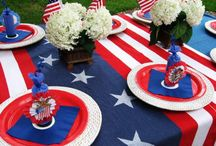 4th of July Party Ideas / by Amanda Smith