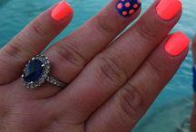 nails nailed / by Heather Hull