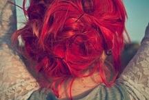 Hair Inspiration / by Krystal Stanley-Johnson