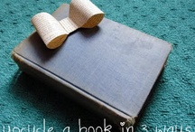 Book projects / by Heather Schaffner