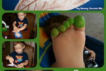 Baby feet and hands / by Brittany McGregor