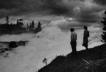 Black and White / by Julia Gomez
