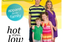 Spring and Summer Apparel / Dollar General has all of the Spring and Summer apparel you need for fashionable price! / by Dollar General