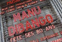 Manu Dibango à l'Olympia / Tournage du concert anniversaire de Manu Dibango à l'Olympia Réalisation : Patrick Savey / by Zycopolis Prod